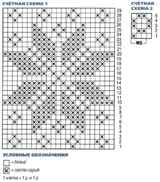 Вязание варежки с и схемами