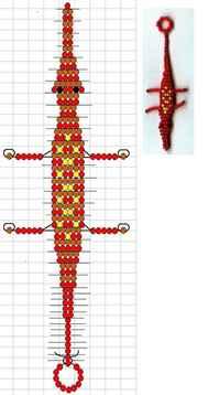 Схемы плетения объемные фигурки из бисера схемы