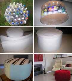 Вироби з пластикових бутилок