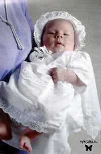 Как сшить платье для новорожденной девочки: Другое