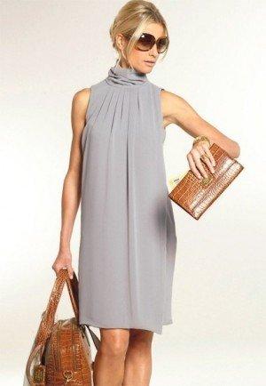 выкройка платья для беременных пошаговая инструкция - фото 5