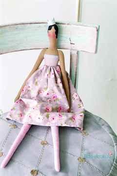 Кукла тильда своими руками для начинающих видеоурок 42