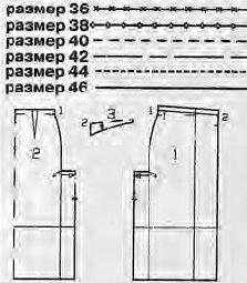 Как сшить юбку с запахом и завязками 653