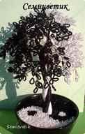 Дерево инь янь бисера своими руками фото 333
