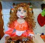 Делаем куклу своими руками из колготок фото 703