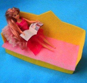 Как сделать мебель куклам монстр хай своими руками