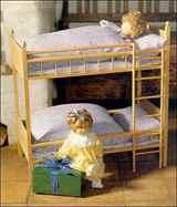 Как сделать кровать для монстер хай в домашних условиях
