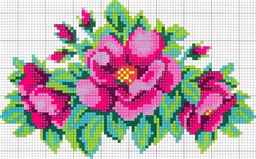 корзинка с цветами: