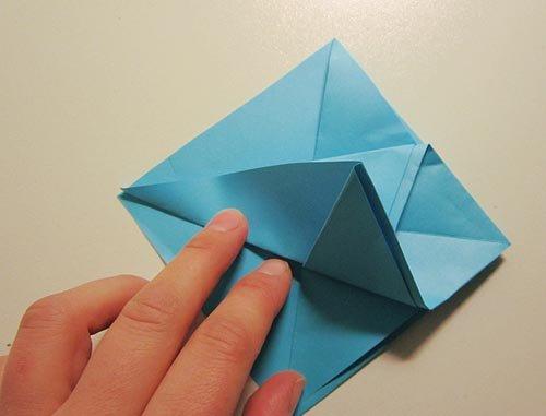 оригами для начинающих пошаговая инструкция скачать