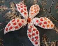 Схема лилии
