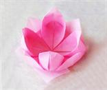 Оригами детям схема зайца