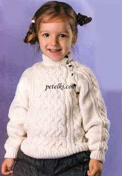 количество пряжи на свитер