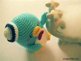 любую игрушку амигуруми,