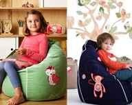 Как самому сшить кресло мешок с выкройками