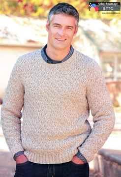 Мужской пуловер оригинальный