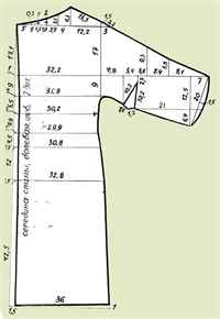 Платье для девочки с длинным рукавом сшить 279
