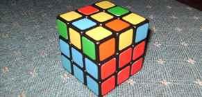 26 разноцветных кубиков,