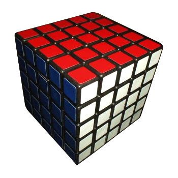Пособие по сборке кубика 5х5