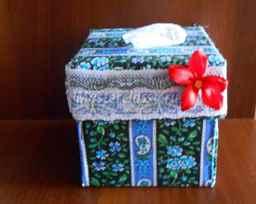 Сделать шкатулку для рукоделия из ткани своими руками фото 628