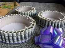 Поделки из денег своими руками
