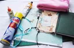 Как сделать ежедневник мастер класс