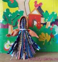 Как сделать куклу-мотанку своими руками в домашних условиях