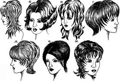 Как красиво собрать волосы средней длины