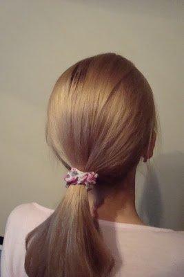 Прикольные причёски для средних волос