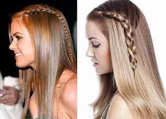 Прически для работы на длинные волосы