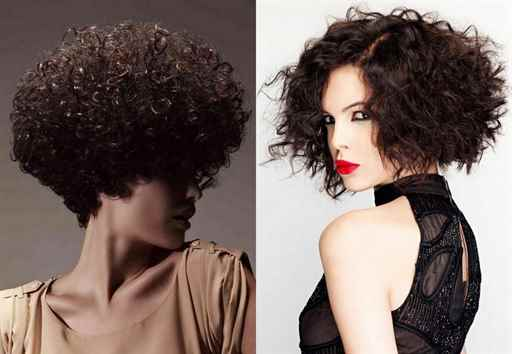 Пышные прически на средние волосы