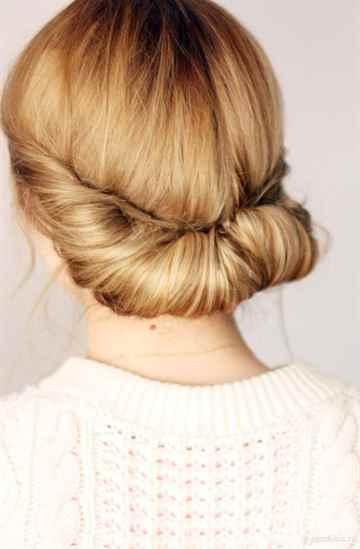 легкие прически на тонкие волосы средней длины