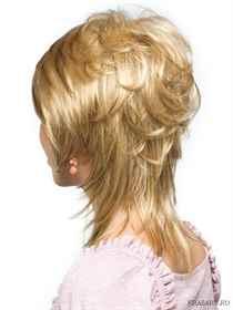 Женские прически для средних волос каскадом