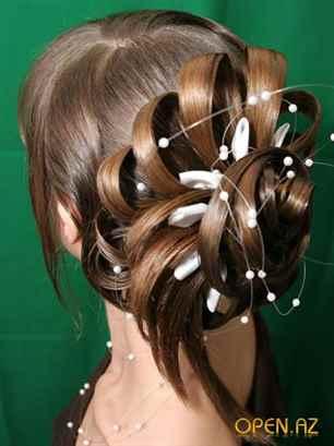Прически на средние волосы как в салоне