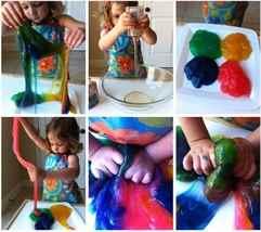 Как сделать малышей лизуна