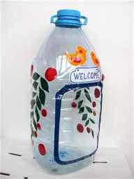 Как сделать из бутылки кормушку