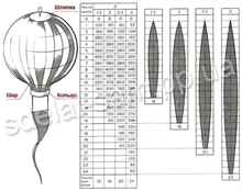 Модель воздушного шара своими руками в домашних условиях