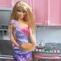 Как сделать еду кукле барби