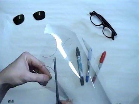 3д очки в домашних условиях