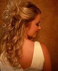 Прически на волосы средней длины с челкой в домашних условиях фото