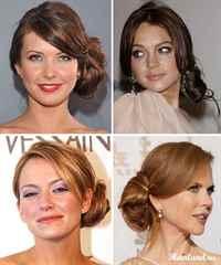 Самые простые прически на длинные волосы