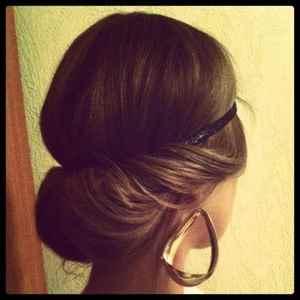 Причёска в греческом стиле своими руками фото