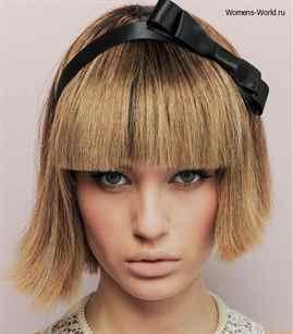 фото причёсок для прямоугольного лица