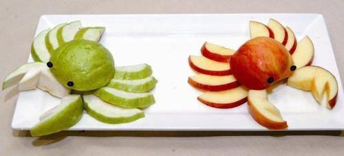 Блюдо для фруктов своими руками