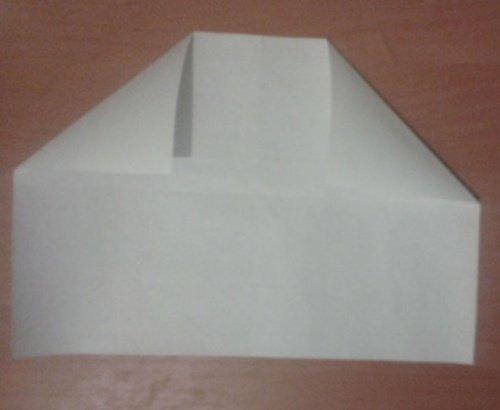 Как сделать трубу из бумаги для домика