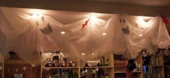 Украшение клуба на хэллоуин своими руками - Parus-murman.ru