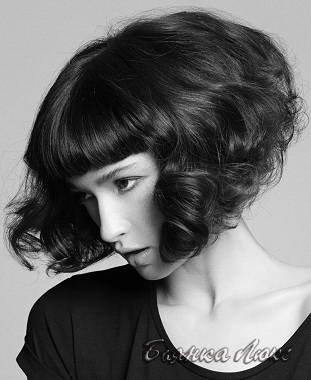 Стрижки для вьющихся волос