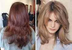 Стрижки на средние волосы 2016 женские фото - 7658
