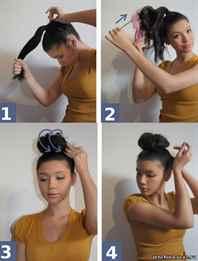 Быстрые прически своими руками на тонкие волосы