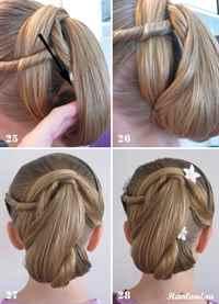 Как правильно сделать косу фото 48