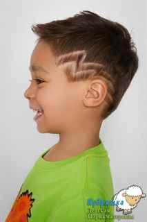 детские стрижки для мальчиков на светлые волосы фото